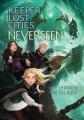 Couverture Gardiens des cités perdues, tome 4 : Les invisibles Editions Aladdin 2015
