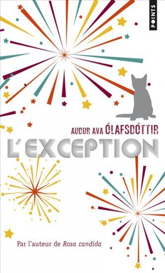 Couverture L'exception