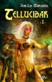 Couverture Tellucidar, tome 1 Editions Scrineo 2016