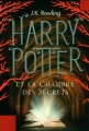 Couverture Harry Potter, tome 2 : Harry Potter et la chambre des secrets Editions Pottermore Limited 2012