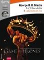 Couverture Le trône de fer, tome 03 : La bataille des rois Editions Gallimard  (Ecoutez lire) 2015