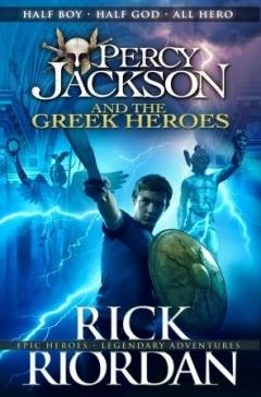 Couverture Percy Jackson et les Héros Grecs