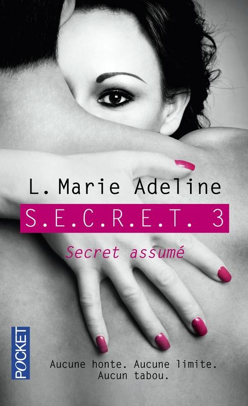 Couverture S.E.C.R.E.T., tome 3 : Secret assumé