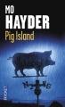 Couverture Pig Island Editions Pocket (Thriller) 2008