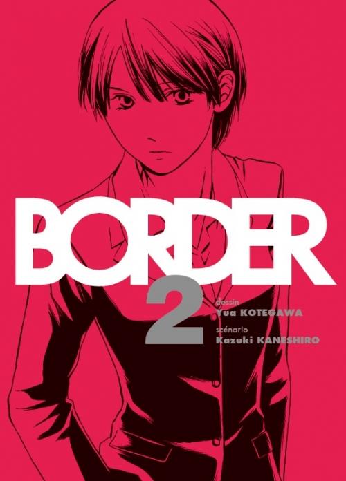 Couverture Border, tome 2