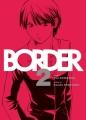 Couverture Border, tome 2 Editions Komikku 2015