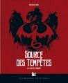 Couverture Le Livre de l'Énigme, tome 1 : Source des tempêtes Editions Les Moutons Electriques (La bibliothèque voltaïque) 2016