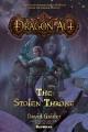 Couverture Dragon Age, tome 1 : Le Trône volé Editions Tor Books (Fantasy) 2009