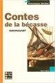 Couverture Contes de la bécasse Editions Bordas (Classiques) 2004