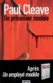 Couverture Un prisonnier modèle Editions Sonatine 2016