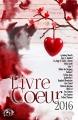 Couverture L'ivre coeur Editions L'ivre-book 2016