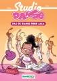 Couverture Studio Danse (roman), tome 2 : Pas de danse pour Alia Editions Bamboo 2012