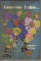Couverture Aimez-vous Brahms...  Editions Le Livre de Poche 1959