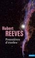 Couverture Poussières d'étoiles Editions Points (Sciences) 2014