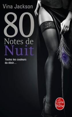 Couverture Eighty Days, tome 6 : 80 Notes de nuit