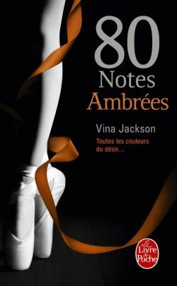 Couverture Eighty Days, tome 4 : 80 Notes ambrées
