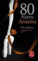 Couverture Eighty Days, tome 4 : 80 Notes ambrées Editions Le Livre de Poche 2015