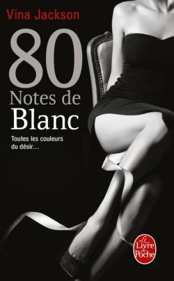 Couverture Eighty Days, tome 5 : 80 Notes de blanc