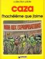 Couverture Scènes de la vie de banlieue, tome 3 : L'hachélème que j'aime Editions Dargaud (Pilote) 1979