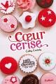 Couverture Les filles au chocolat, tome 1 : Coeur cerise Editions Nathan 2012