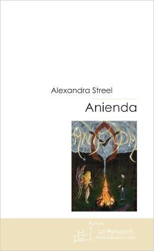 Couverture Anienda, tome 1