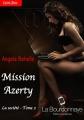 Couverture La société, tome 2 : Mission azerty Editions La Bourdonnaye (Carré Rose) 2012