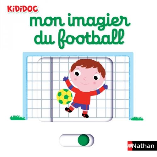 Couverture Mon imagier du football