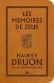 Couverture Les Mémoires de Zeus Editions Bragelonne (STARS) 2015