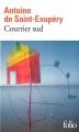 Couverture Courrier sud Editions Folio  2013