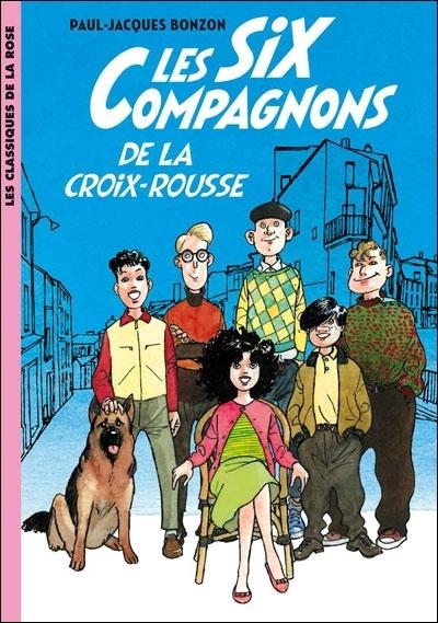 Couverture Les compagnons de la Croix-Rousse / Les Six Compagnons de la Croix-Rousse