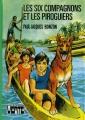 Couverture Les Six Compagnons et les Piroguiers Editions Hachette (Bibliothèque verte) 1978
