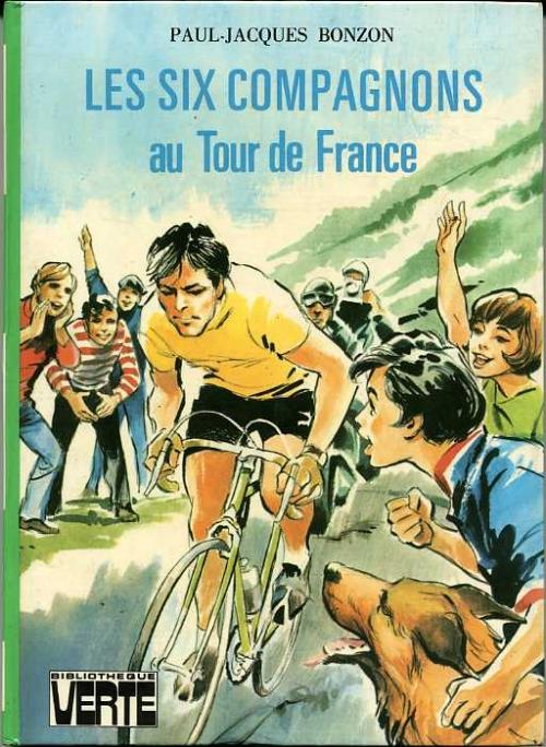 Couverture Les Six Compagnons au tour de France