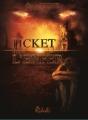 Couverture Ticket pour l'enfer Editions Rebelle 2016