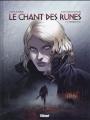 Couverture Le chant des runes, tome 1 : La première peau Editions Glénat 2016