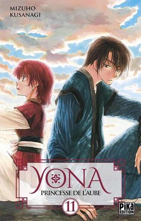 Couverture Yona, princesse de l'aube, tome 11