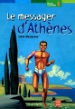 Couverture Le Messager d'Athènes Editions Le Livre de Poche (Jeunesse - Roman historique) 2003