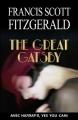 Couverture Gatsby le magnifique Editions Harrap's 2015