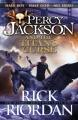 Couverture Percy Jackson, tome 3 : Le Sort du titan Editions Puffin Books 2008