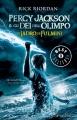 Couverture Percy Jackson, tome 1 : Le voleur de foudre Editions Mondadori 2010
