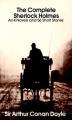Couverture Sherlock Holmes, intégrale, tome 1 Editions Bantam Books (Classics) 2003