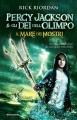 Couverture Percy Jackson, tome 2 : La mer des monstres Editions Mondadori 2010