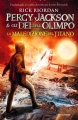 Couverture Percy Jackson, tome 3 : Le Sort du titan Editions Mondadori 2011