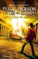 Couverture Percy Jackson, tome 4 : La bataille du labyrinthe Editions Mondadori 2011