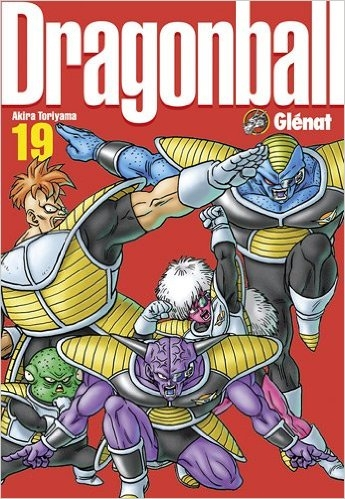 Couverture Dragon Ball, perfect, tome 19