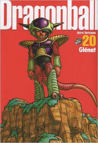 Couverture Dragon Ball, perfect, tome 20