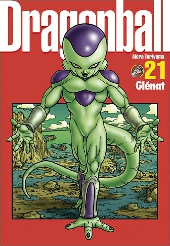 Couverture Dragon Ball, perfect, tome 21
