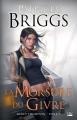 Couverture Mercy Thompson, tome 07 : La Morsure du givre Editions Milady 2013