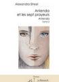 Couverture Anienda, tome 2 : Anienda et les 7 prayeurs Editions Le Manuscrit 2014