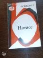 Couverture Horace Editions Bordas (Petits Classiques) 1971