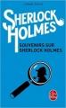 Couverture Les Mémoires de Sherlock Holmes / Souvenirs de Sherlock Holmes / Souvenirs sur Sherlock Holmes Editions Le Livre de Poche 2015